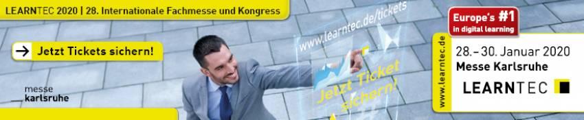 Banner Learntec 2020