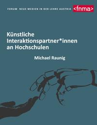 Umschlag Künstliche Interaktionspartner*innen an Hochschulen
