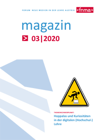 Cover Magazin 03/2020