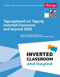 Umschlag Tagungsband zur Tagung Inverted Classroom and beyond 2020